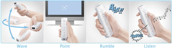 WiiMote Controller Attacks!