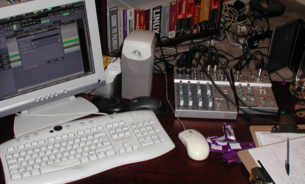 Podcasting Mixers