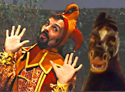 Rentaghost - Timothy Claypole and Dobbin
