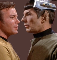 Star Trek: Spock's brain is missing!
