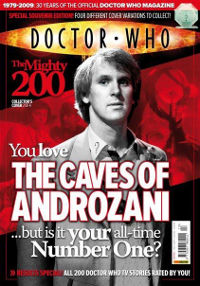 Doctor Who Magazine's 'Mighty 200' Poll