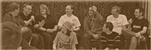 Whooverville Podcast Panel 2009