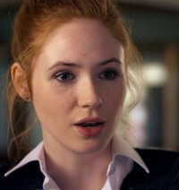 Amy Pond aka Grunhilda Knobnaker
