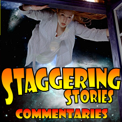 Staggering Stories Commentary: Doctor Who - The Beast Below
