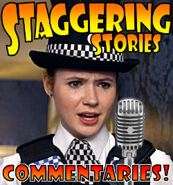 Staggering Stories Commentary: Doctor Who - The Eleventh Hour